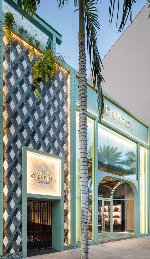 Gucci Osteria Beverly Hills
