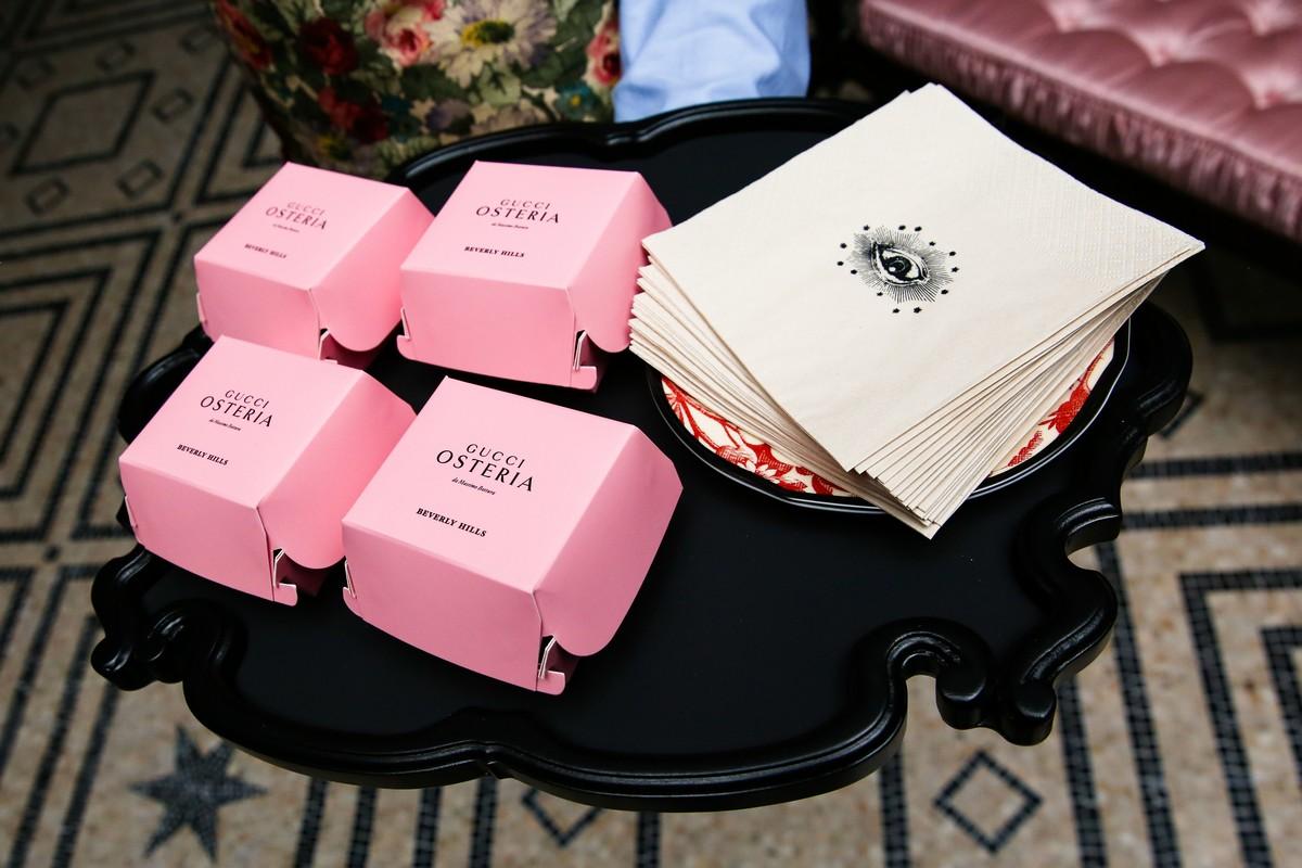 Gucci Osteria Massimo Bottura Beverly Hills