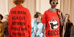 Gucci sfilata donna autunno inverno 2020: la video diretta streaming su Globe Styles