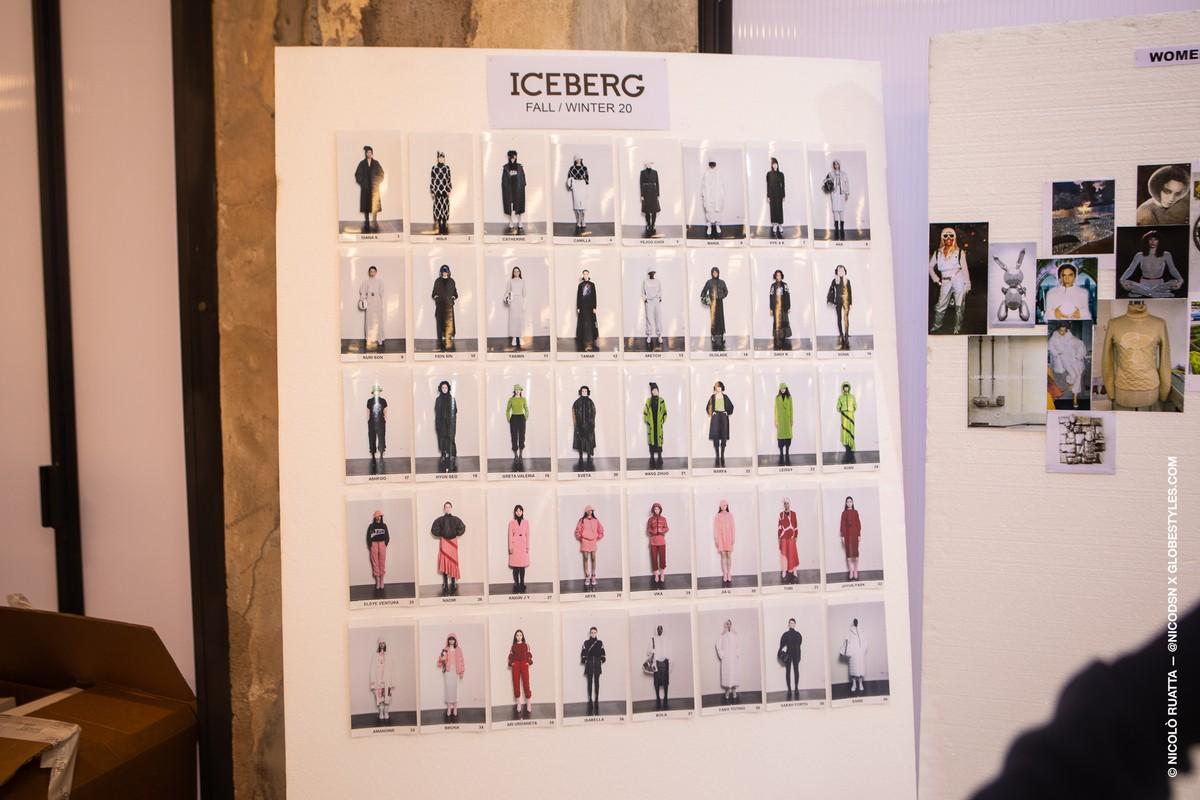 Iceberg Donna autunno inverno 2020