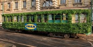 Ikea primavera 2020: il tram verde invade Milano, le nuove collezioni