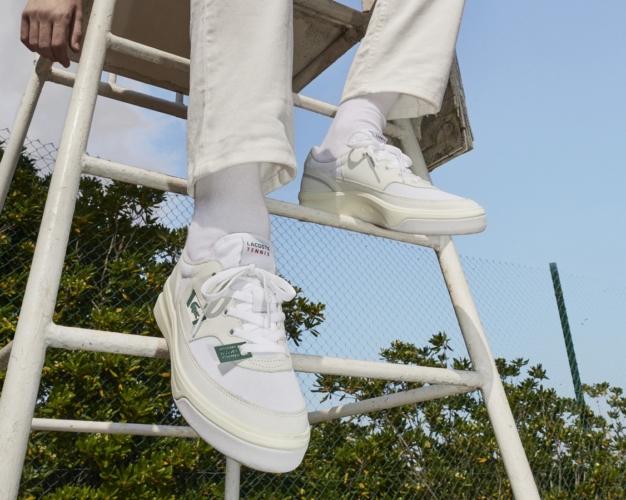 Lacoste scarpe primavera estate 2020: René, G80 e V-Ultra, le sneakers heritage