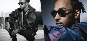 Lewis Hamilton occhiali Police primavera estate 2020: la campagna scattata da Rankin