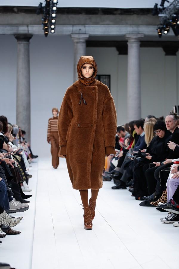 Max Mara autunno inverno 2020