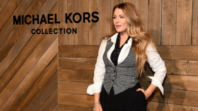 Michael Kors Collection autunno inverno 2020: la sfilata con Blake Lively e Valeria Bruni Tedeschi