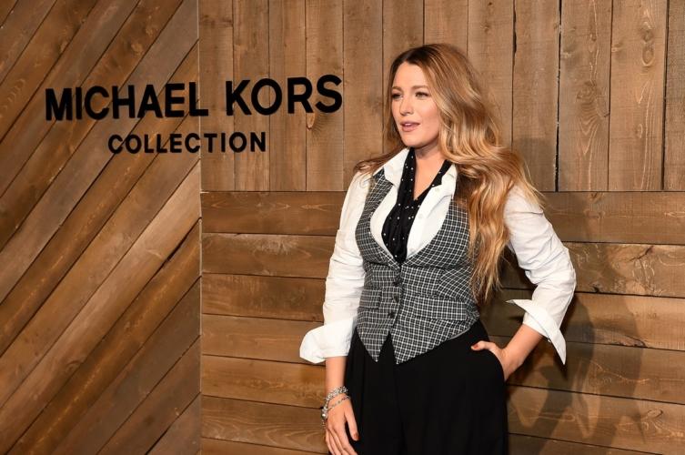Michael Kors Collection autunno inverno 2020: la sfilata con Blake Lively e Valeria Bruni Tedeschi