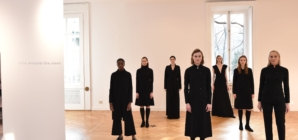 Mila Schön autunno inverno 2020: il lusso puro e radicale