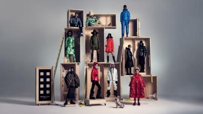 """Moncler Genius 2020: JW Anderson e il progetto Rimowa """"Reflection"""""""