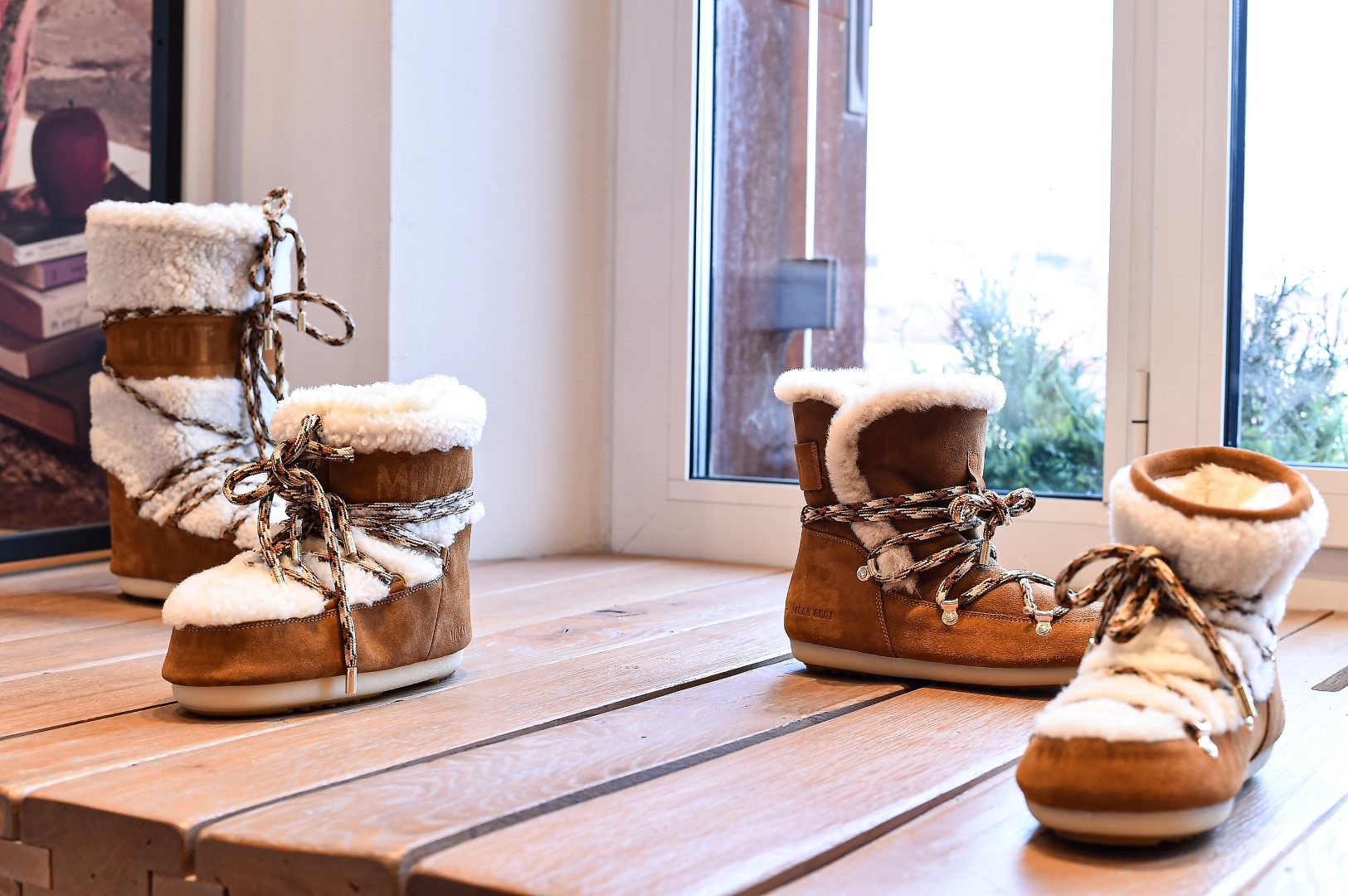 Moon Boot showroom Milano