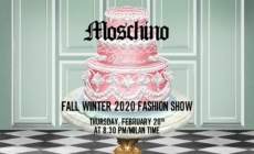 Moschino sfilata donna streaming autunno inverno 2020: la diretta video su Globe Styles
