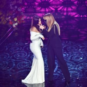Sanremo 2020 abiti terza serata: Achille Lauro, Georgina Rodriguez e Elettra Lamborghini, tutti i look
