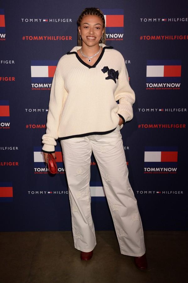 Tommy Hilfiger sfilata primavera 2020