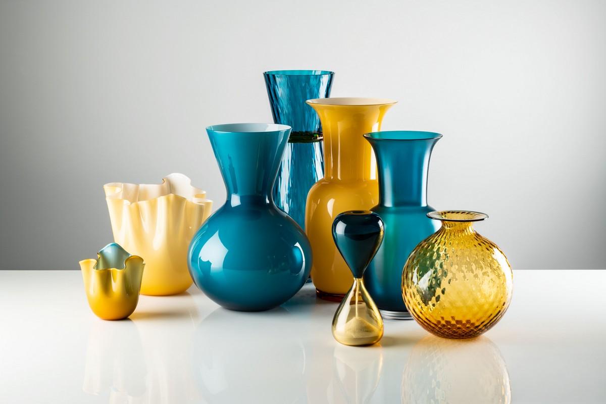 Venini collezione Art Glass 2020