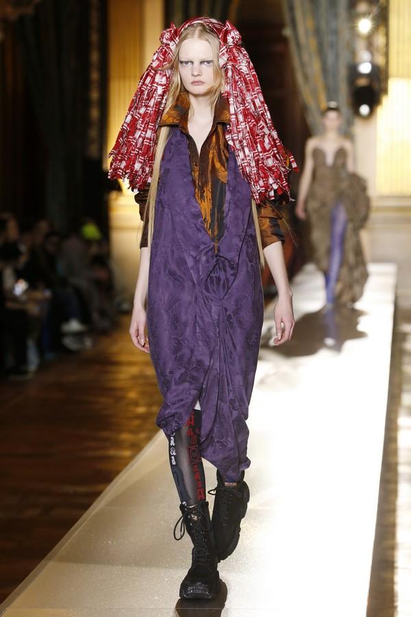 Andreas Kronthaler Vivienne Westwood autunno 2020