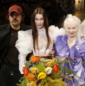 Andreas Kronthaler Westwood autunno 2020: le sacre du printemps, tutti i look