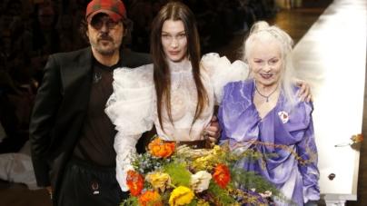 Andreas Kronthaler Vivienne Westwood autunno 2020: le sacre du printemps, tutti i look