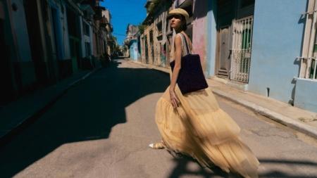 Anteprima campagna primavera estate 2020: i colori di Cuba