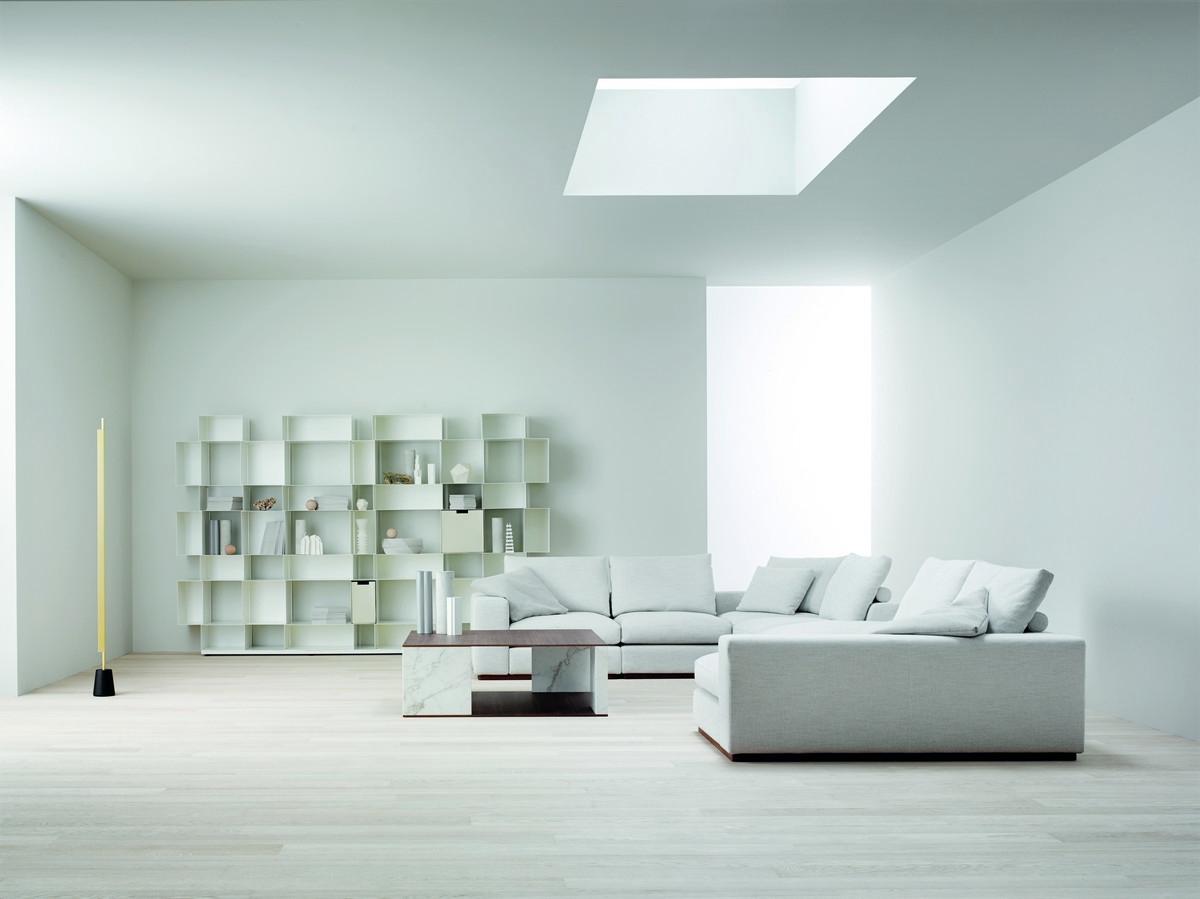 Arredamento casa moderna salotto