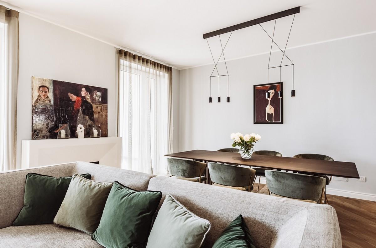 Arredare casa vintage moderno