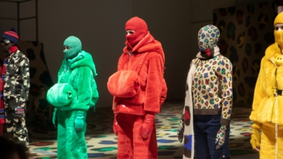 """Benetton autunno inverno 2020: """"Blended Future"""" by Jean-Charles de Castelbajac"""