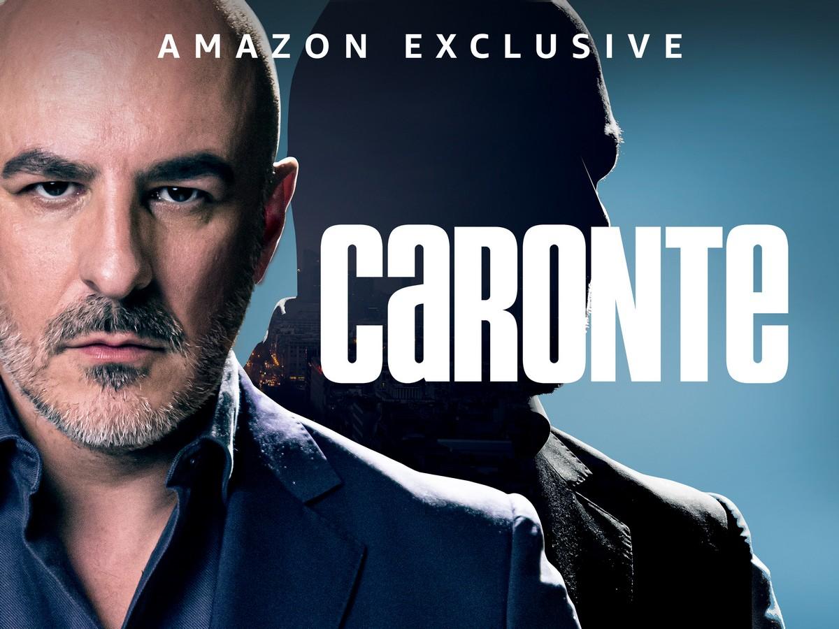 Caronte serie tv Amazon