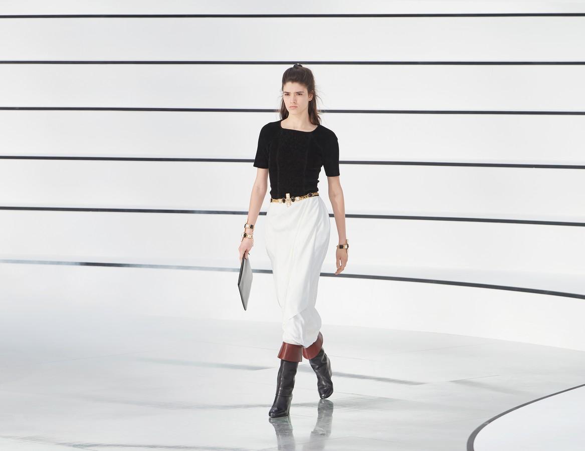 Chanel autunno inverno 2020