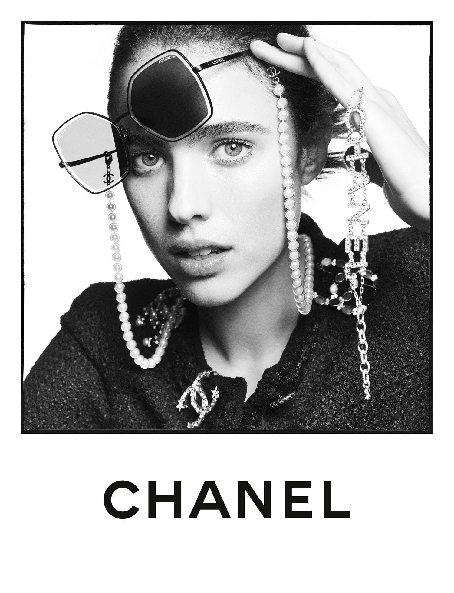 Chanel occhiali da sole primavera estate 2020