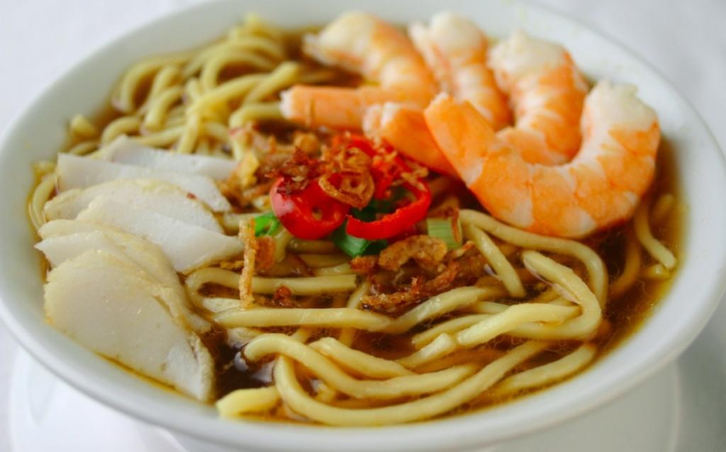 Cucina tipica di Singapore
