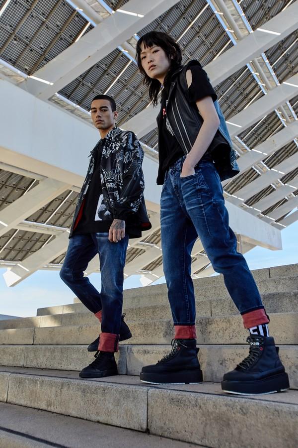 Diesel jeans primavera estate 2020