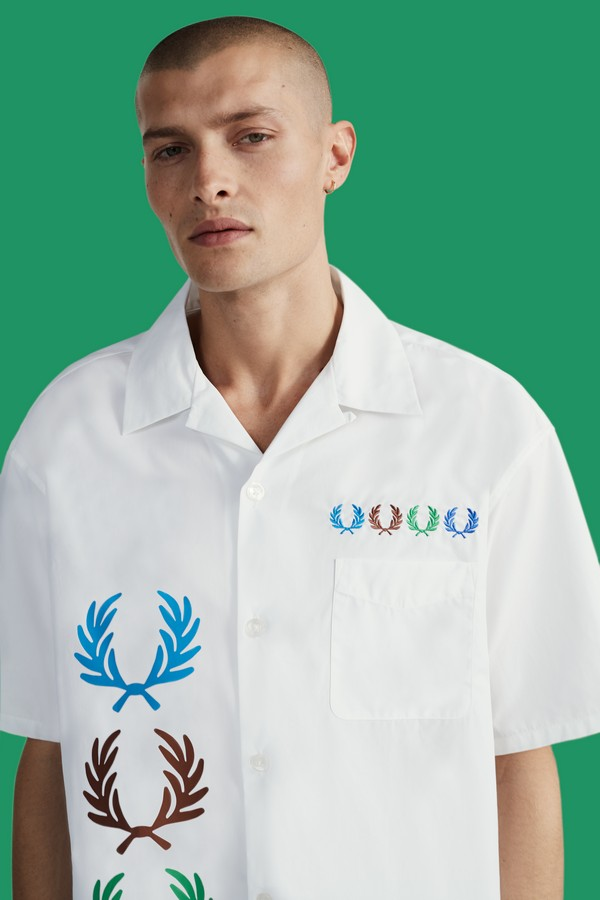 Fred Perry Beams primavera estate 2020