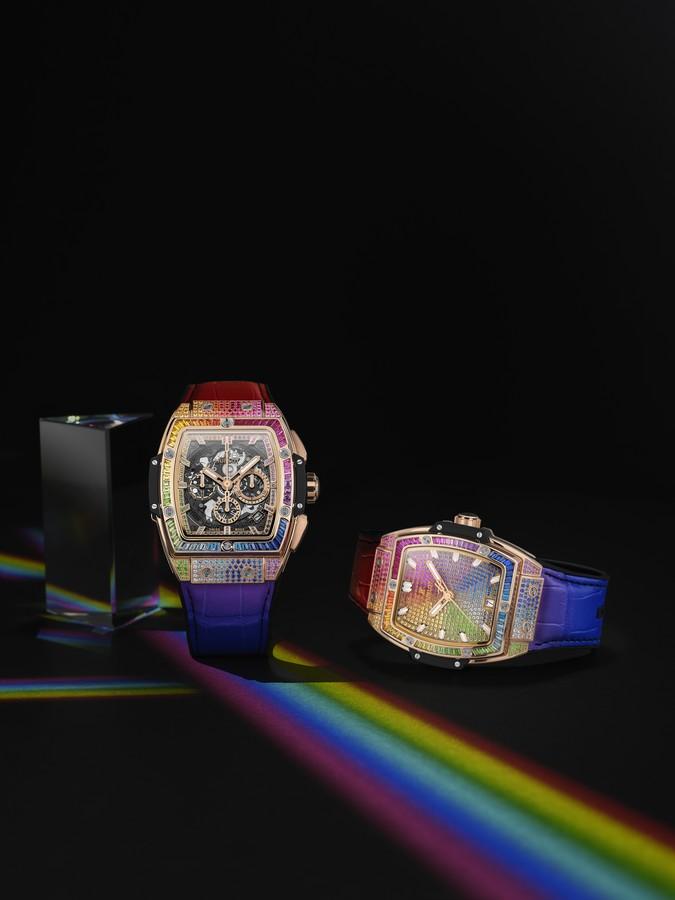 Hublot Spirit of Big Bang Rainbow