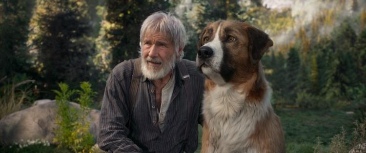 Il Richiamo della Foresta film 2020