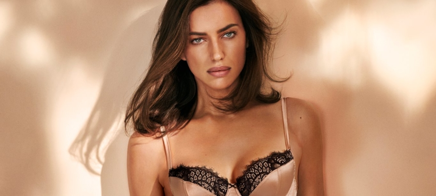 Intimissimi Green Collection 2020: Irina Shayk indossa la mini collezione sostenibile