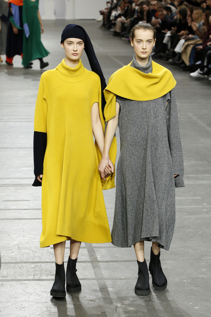 Issey Miyake autunno inverno 2020
