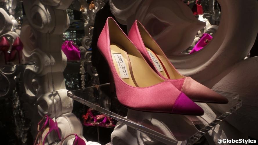 Jimmy Choo scarpe donna autunno inverno 2020: il glamour prezioso