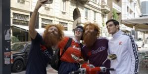 Lotto Sport campagna primavera estate 2020: The Runner e la nuova collezione Athletica
