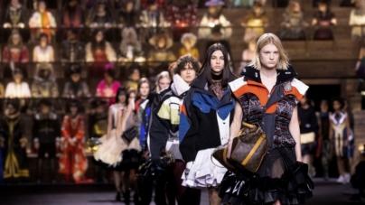 Louis Vuitton Donna autunno inverno 2020: il puro piacere della moda, tutti i look