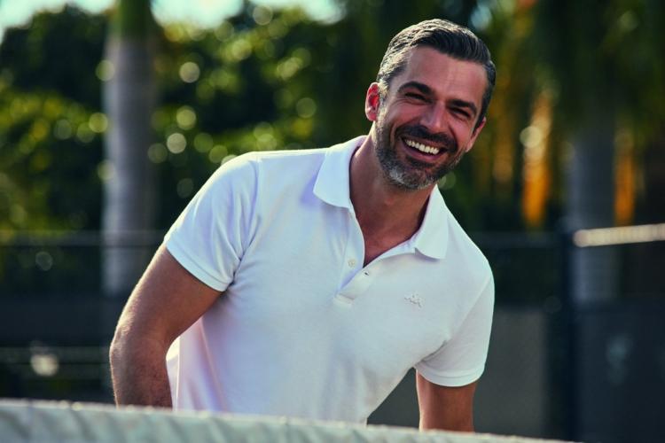 Luca Argentero Robe di Kappa: la nuova campagna primavera estate 2020