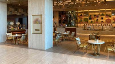 Mandarin Oriental Jumeirah Dubai: Morelato arreda il Mandarin Cake Shop