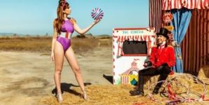 """Moda mare 2020 Malì Beachwear: la nuova """"Circus Collection"""""""