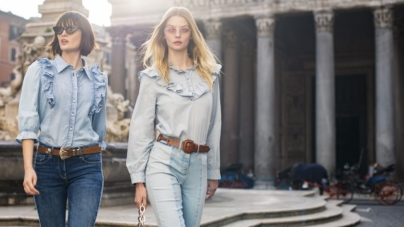 Motivi primavera estate 2020: stile eighties per la nuova capsule denim