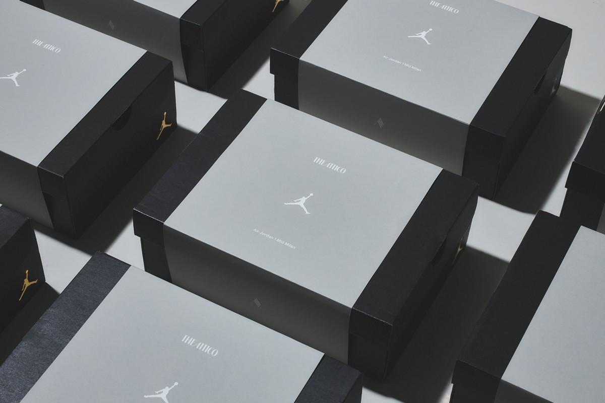 Nike Air Jordan 1 Mid Milan