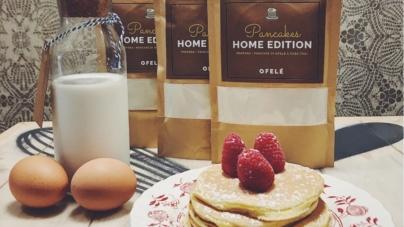 Pancake fatti in casa: Ofelé, la home bakery milanese, attiva il servizio di delivery