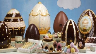 Pasticceria Marchesi Colomba 2020: eleganti uova con sorprese e confezioni regalo