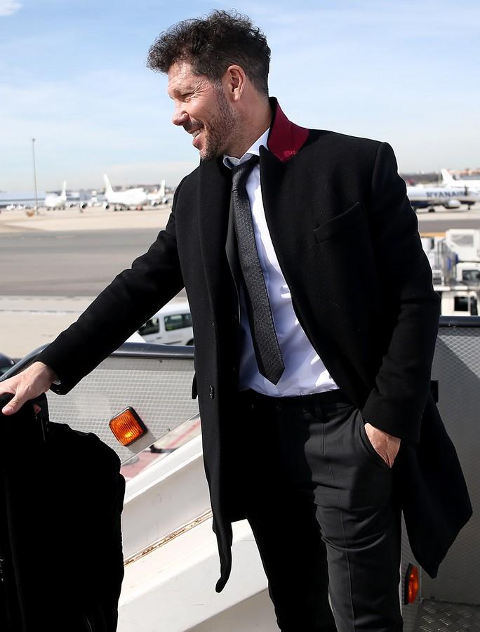Philipp Plein Atletico Madrid