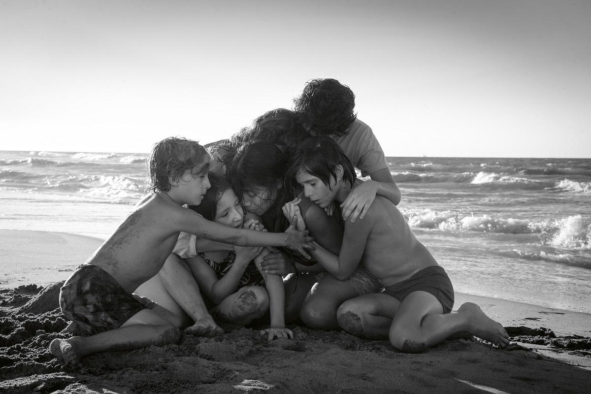 Roma Alfonso Cuaron DVD