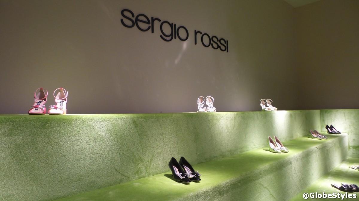 Sergio Rossi Donna autunno inverno 2020