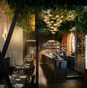 Seta Meat Lab Bologna: il nuovo ristorante illuminato da Catellani & Smith