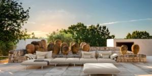 Talenti outdoor Cruise 2020: l'elegante collezione firmata Ludovica e Roberto Palomba