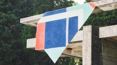 Tappeti Carpet Edition: la vivace collezione Roquebrune